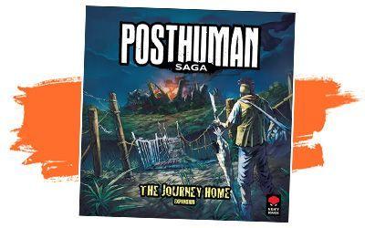 Kickstarter Febrero 2021 primera quincena - Posthuman