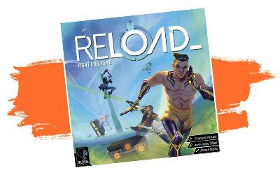 Kickstarter Enero 2021 segunda quincena - Reload