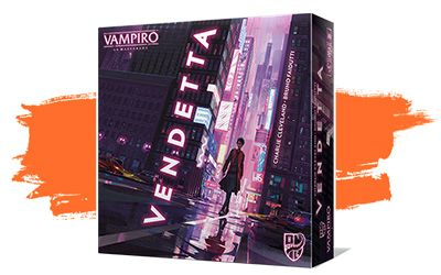Vampiro la mascarada - Novedades Febrero 2021