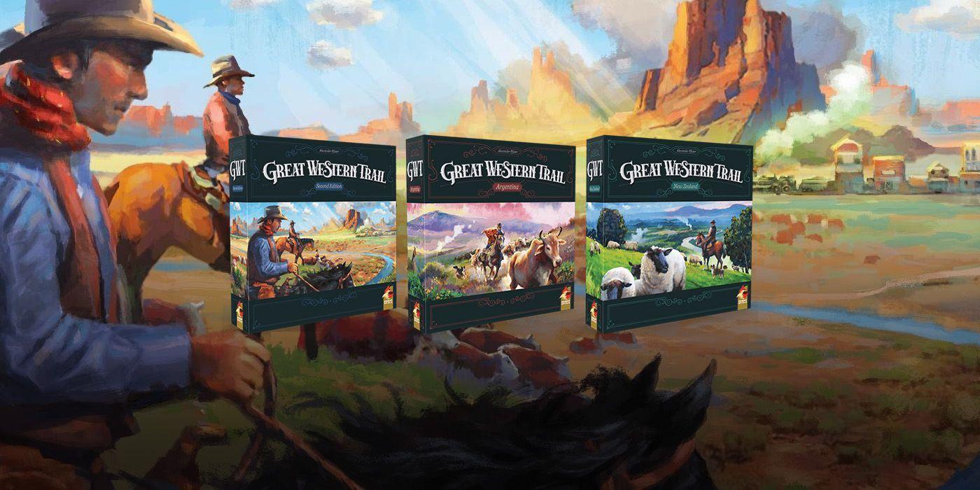 Great Western Trail Segunda edición