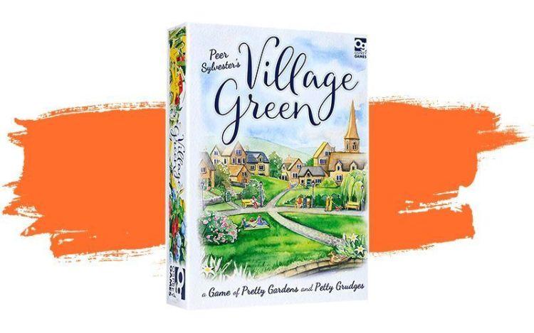 village green por delirium - Caja