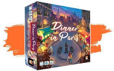 Cena en París - Primicias de Maldito 2021