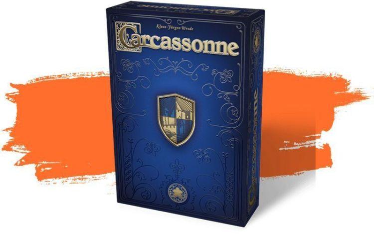 Los juegos de la semana #6 . Carcassonne 20 aniversario