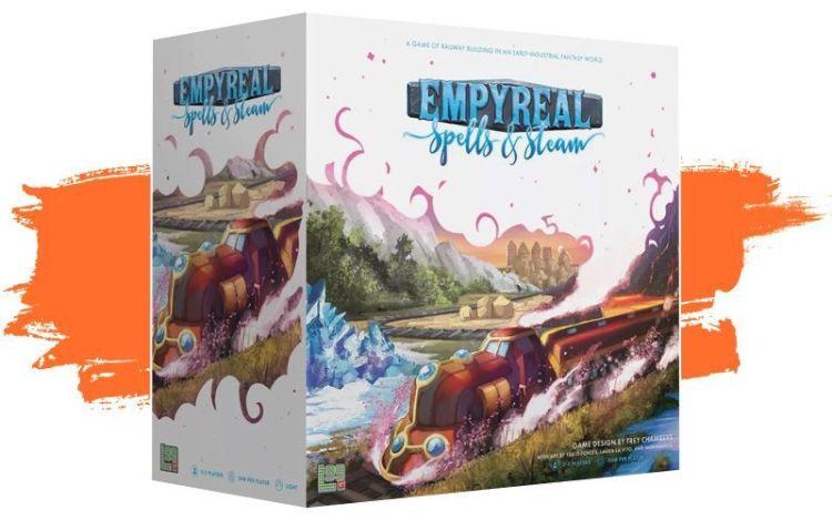 Empyreal en Kickstarter