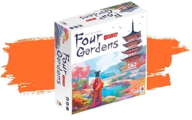 juegos en español 2021 . Four Gardens