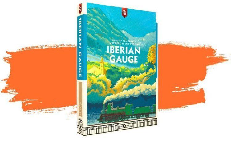 Iberian gauge en español . Febrero