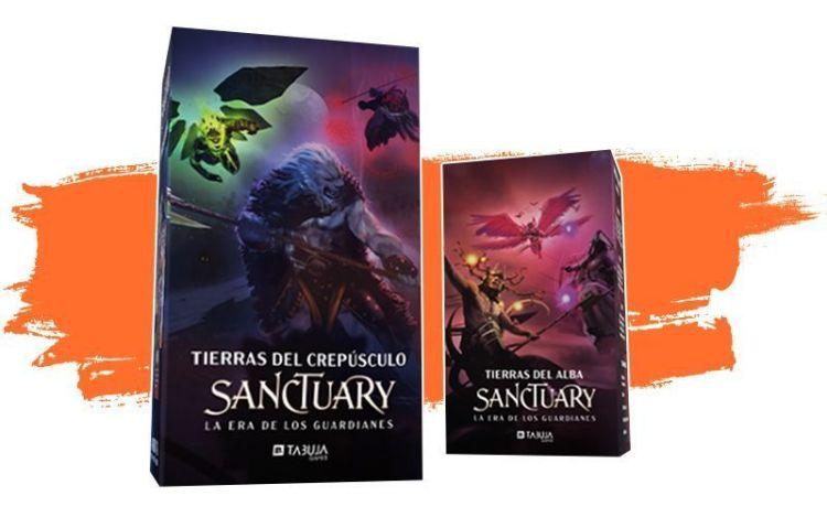 Sanctuary - Novedades junio 2021