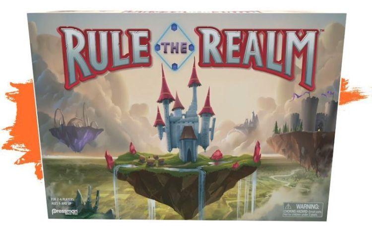 Rule the Realm abstracto de Goliath