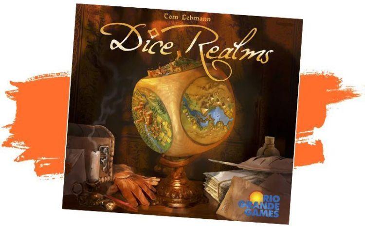 Dice Realms - El nuevo juego del autor de Res Arcana