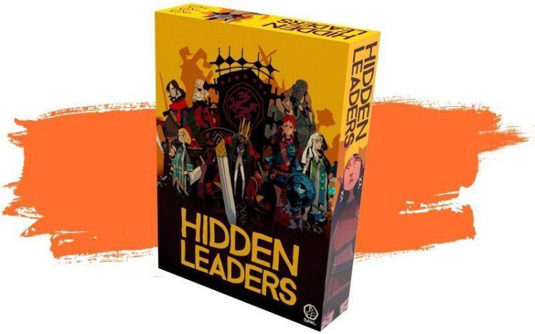 Hidden Leaders caja