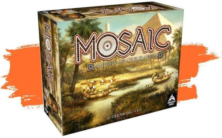 Kickstarter Mayo primera quincena 2021 - MOsaic
