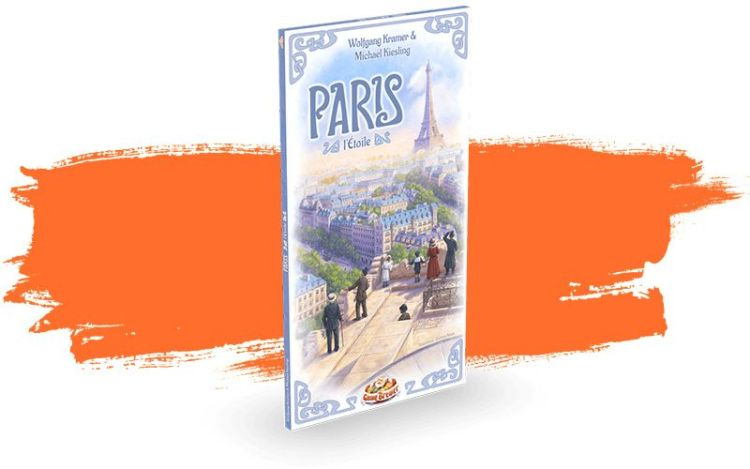 Kickstarter Mayo primera quincena 2021 - Paris expansión en español