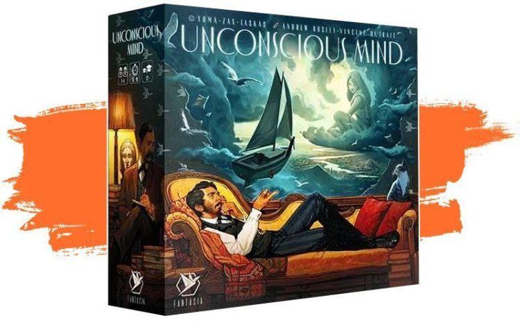 Unconscious Mind Fantasia Games - Portada del juego.