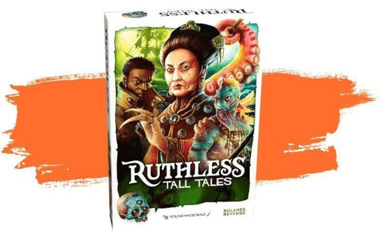 Kickstarter Junio primera quincena 2021 - Ruthless