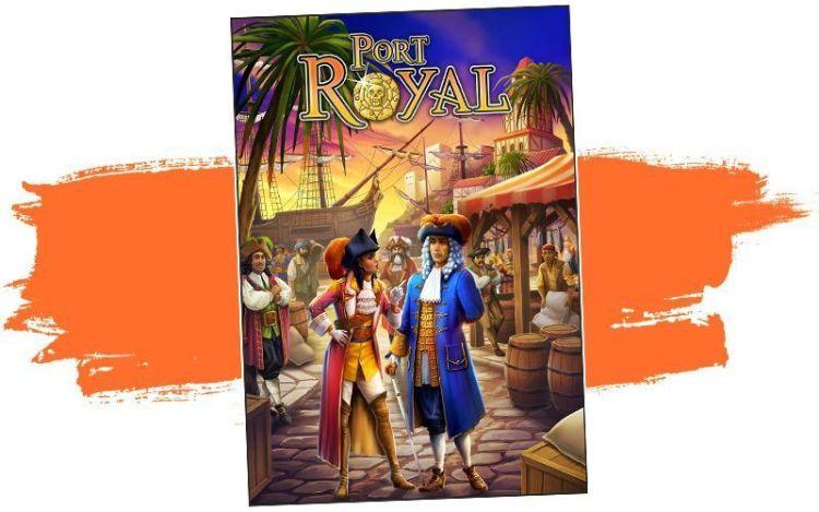 TCG Port Royal Big box - portada provisional