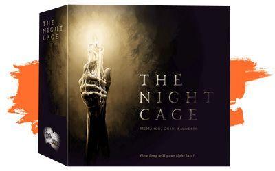 The Night Cage - más esperados GENCON 2021