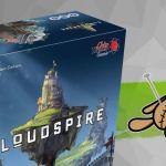 Cloudspire Maldito Games español