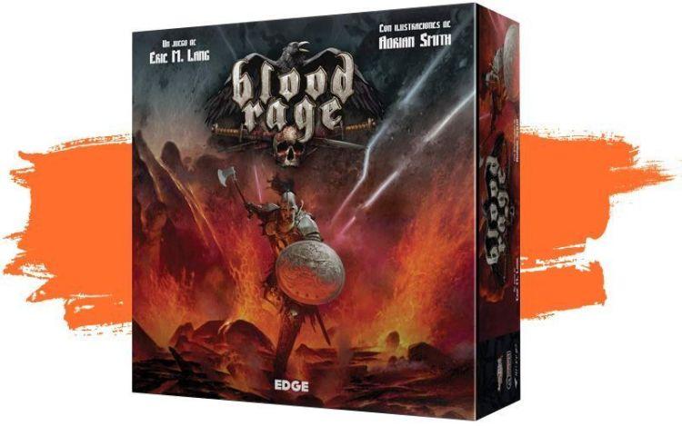 BLOOD RAGE - ofertas prime days