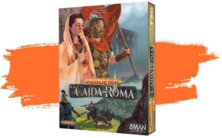 CAIDA DE ROMA