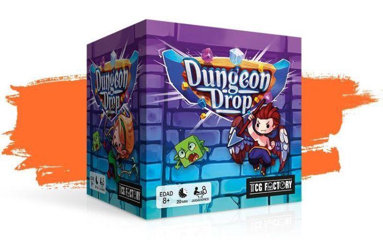 Dungeon drop en español