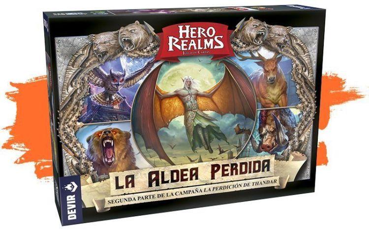 Hero realms expa - Novedades julio 2021
