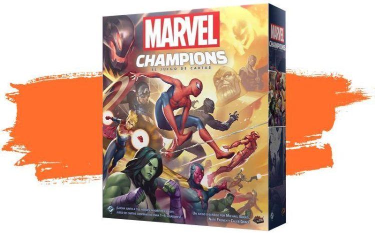 Marvel Champions - ofertas prime days