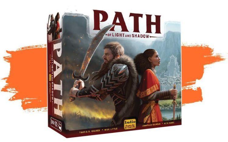 Devir publicará Path of Light and Shadow en español - Caja de juego