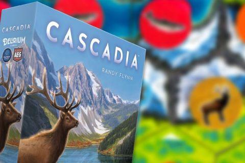 Cascadia en español por Delirium