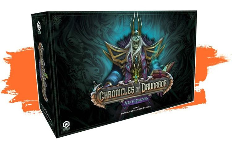 Drunagor en español por Maldito Games