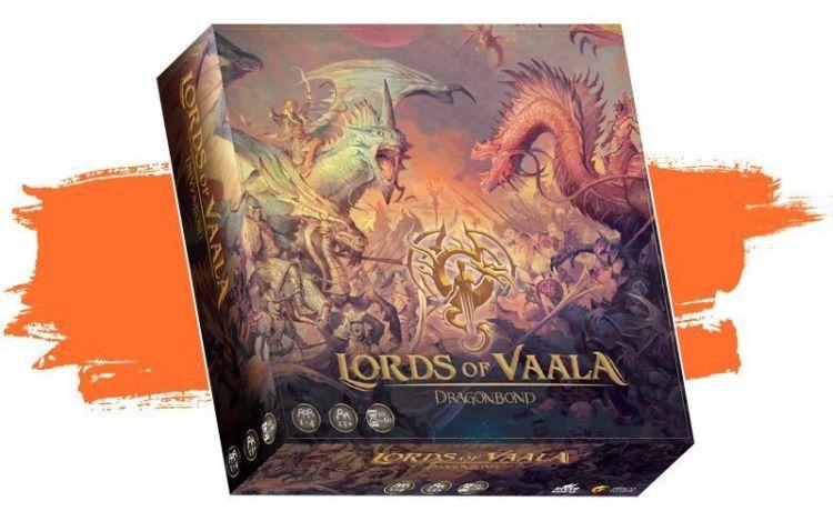 LORDS OF VAALA - Kickstarter primera quincena Agosto 2021