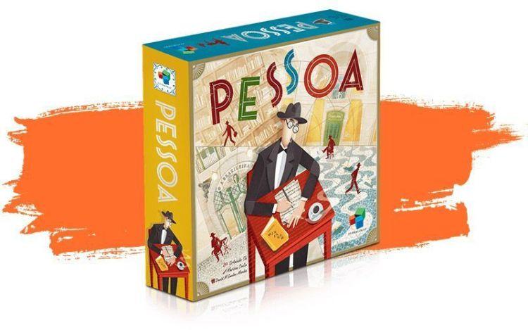 Pessoa  Pythagoras - caja del juego
