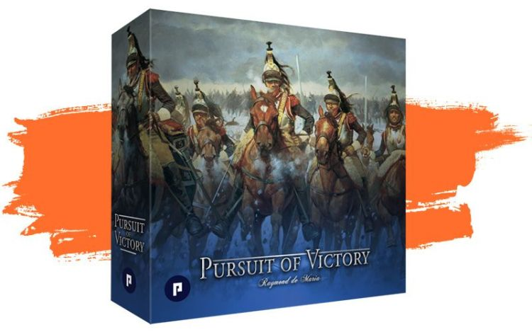 Portada Pursuit of Victory - PreOrder Phalanx