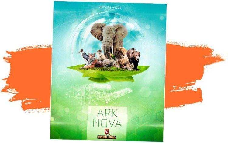 Ark Nova - TOP duros SPIEL