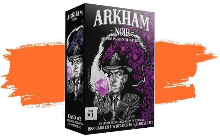 Arkham Noir 3