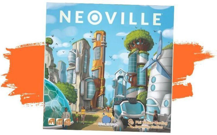 Neoville - juegos ligeros 2021