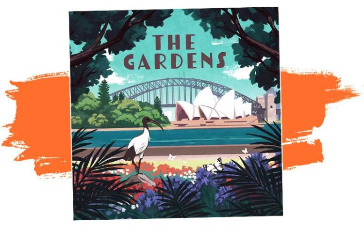Kickstarter segunda quincena Agosto - the gardens