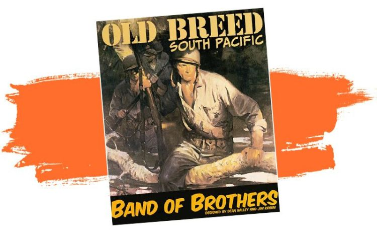 Kickstarter primera quincena Septiembre - Band of Brothers