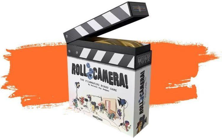 Roll Camera en español - Kickstarter primera quincena Octubre