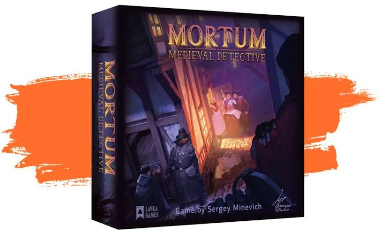SPIEL TOP 2021 Cooperativos - Mortum