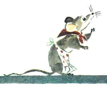 парижа картинки мышка вострохвостик фон