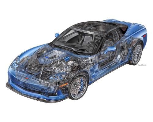 small resolution of corvette c6 engine diagram