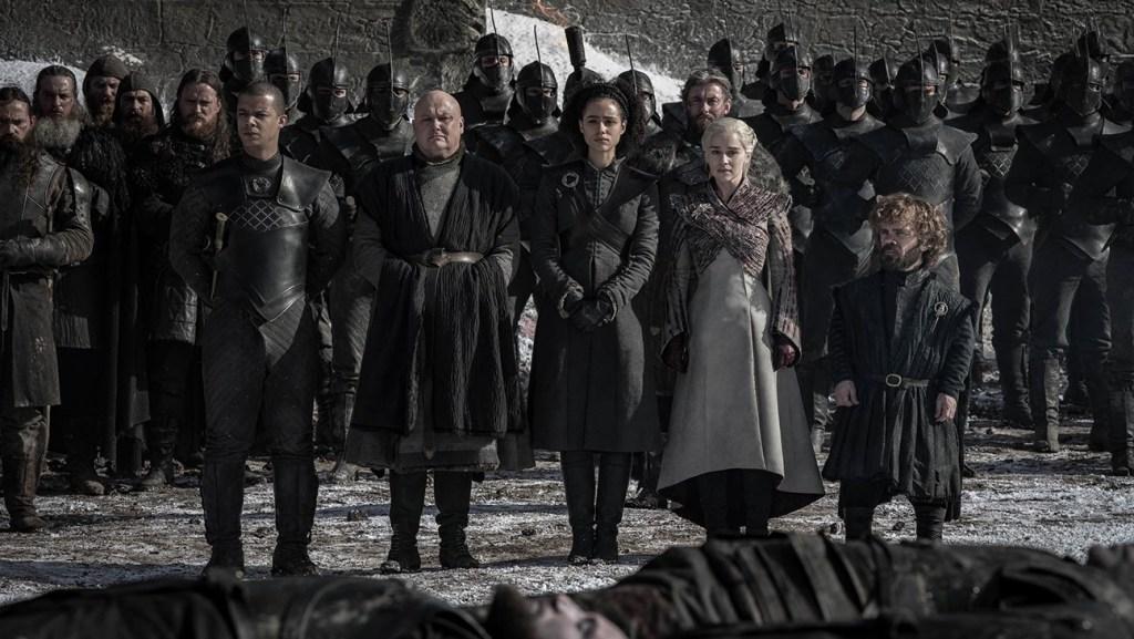 Игра Престолов, Последние из Старков © HBO