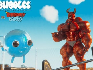 8ubbles x Birthdayy Partyy - Tremendous Physique