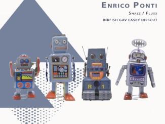 Blue Amazon x Enrico Ponti - Fluxx (Disscut Remix)