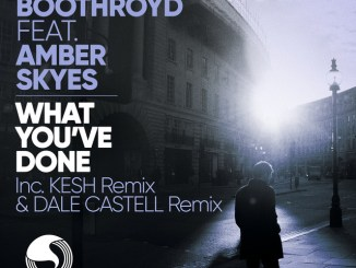 Maff Boothroyd feat. Amber Skyes - What You've Done (Kesh Radio Edit) [House Music]