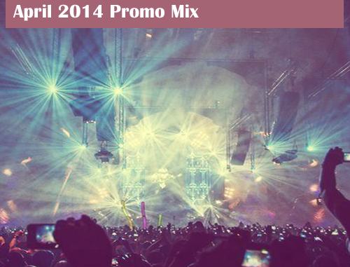 Mishki DJs - April 2k14 Promo mix