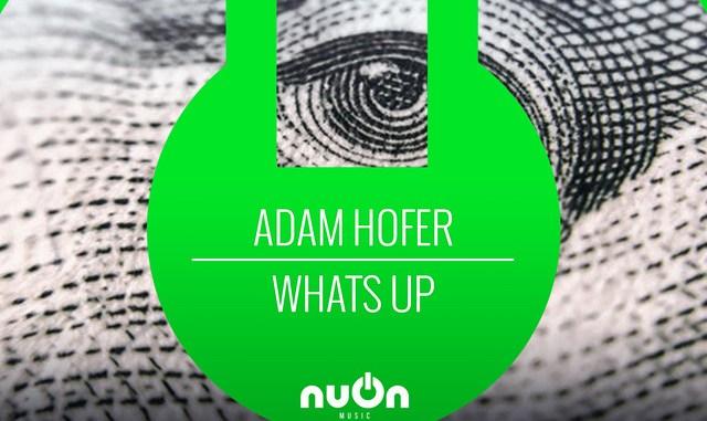 Adam Hofer - Whats Up (Disscut Remix) [Techno]