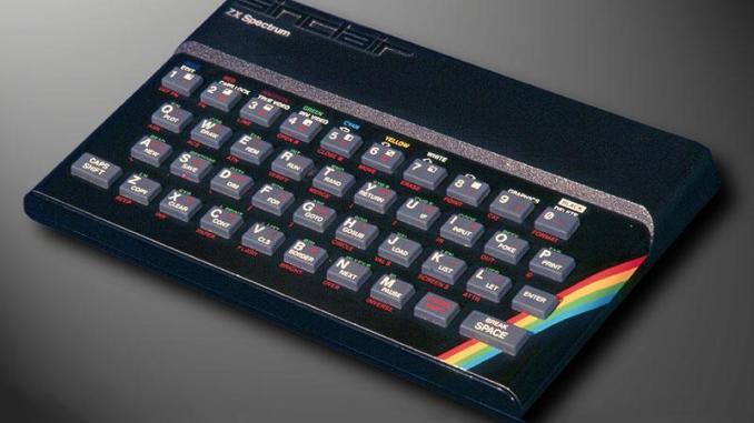 Happy birthday, ZX Spectrum !