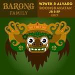 Alvaro X Wiwek — Boomshakatak (JB & EP Twerkbah Edit)