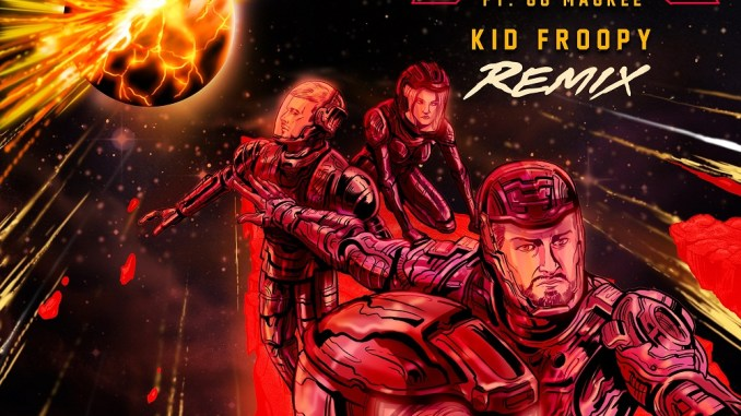 Zeds Dead x NGHTMRE ft. GG Magree - Frontlines (Kid Froopy Remix) [EDM]